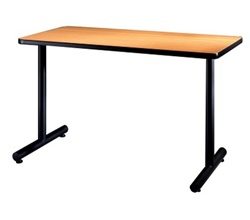 "T-Mate 48"" Office Table PRS4824 by Mayline"