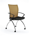 Valore Training Series High Back Chair TSH1 by Mayline