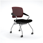 TSM2 Valore Mid Back Mesh Chair by Mayline