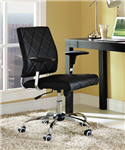 Lattice Series Diamond Stitched Office Chair by Modway