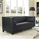 Modway Imperial Series Bonded Leather Sofa EEI-1421