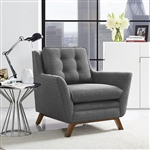 Modway Beguile Collection Mid Century Accent Chair EEI-1798