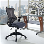 Modway Clutch Mesh Back Desk Chair EEI-209