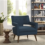 Modway Sheer Mid Century Fabric Accent Chair EEI-2142