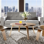 Modway EEI-509 Plywood Coffee Table