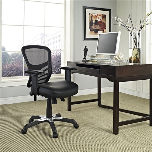 Modway Articulate Series Mesh Home Office Chairs