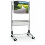 MooreCo Platinum Flat Screen TV Cart 27544
