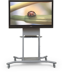 MooreCo Elevation Mobile Flat Panel Cart 27650