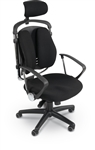 MooreCo Spine Aline Ergonomic Office Chair 34556