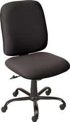 MooreCo Titan Armless Big And Tall Office Chair 34663