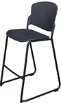 MooreCo Armless Stacking Stool 34716