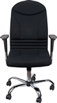 MooreCo Big and Tall Olympus Series Office Chair with Adjustable Arms