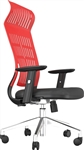 MooreCo 34748 Red Nylon Back Fly Chair
