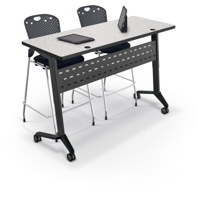 MooreCo Nido Height Adjustable Training Room Table - Adjustable training table