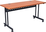 "MooreCo 60"" Task Training Table with Cherry Top - 90318"