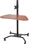 MooreCo WOW Flexi-Desk Mobile Modular Workstation 90329