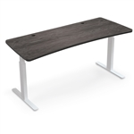 MooreCo Up-Rite Electric Height Adjust Desk 91153-C