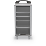 MooreCo Markerspace Mobile Tub Storage Cart 91411