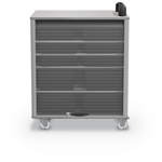 MooreCo Markerspace Large Mobile Organizing Cart 91412