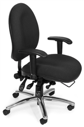 OFM Model 247 Big and Tall Computer Task Chair