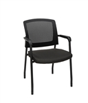 OFM Stackable Guest Reception Chair 424