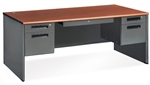 Executive Series Panel End Office Desk 77372 by OFM