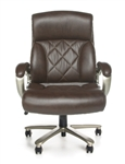 Avenger 812-LX Brown Big and Tall Executive Chair by OFM