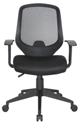 Essentials E1000 Mesh Task Chair by OFM