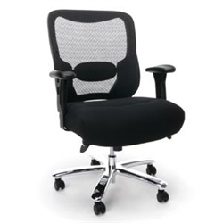 OFM ESS-200 Essentials Collection Big and Tall Mesh Back Office Chair