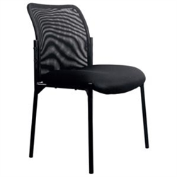 ESS-8000 Essentials Mesh Back Stack Chair by OFM