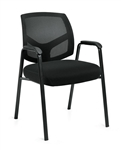Offices To Go Mesh Back Guest Chair - OTG11512B