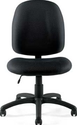 11650 Armless Desk Chair by Offices To Go