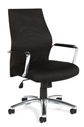 11657B Mesh Back Office Chair by Offices To Go