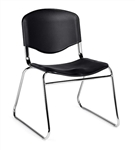 Armless Stack Chair 11700 by Offices To Go