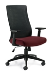 Offices To Go High Back Mesh Executive Chair