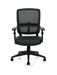 Offices To Go Mesh Managers Chair 12110B