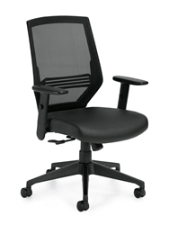 Offices To Go 12112B Mesh Managers Chair