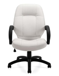 White Executive Office Chair 2788-BL28 by Offices To Go