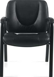 3915B Leather Offices To Go Guest Chair