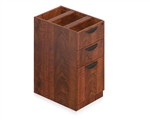 Superior Laminate Casegoods Locking BBF Pedestal SL22BBF by Offices To Go