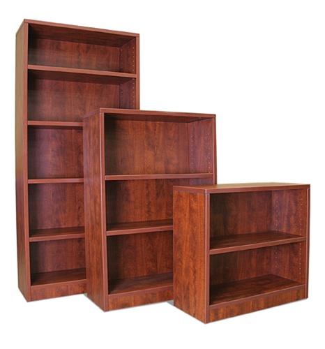 Offices To Go 2 Shelf Executive Bookcase Sl48bc