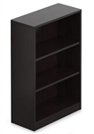 "48"" Espresso Bookcase by Offices To Go"