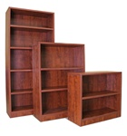 Offices To Go 4 Shelf Book Case SL71BC