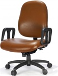 Metro Big & Tall Office Chair 20850 by RFM Preferred Seating
