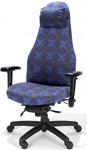 High Back Internet Office Chair 4895 by RFM Preferred Seating