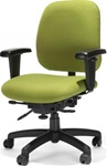 Protask Computer Chair 5845 by RFM Preferred Seating