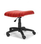 Square Foot Stool 5911 by RFM Preferred Seating