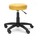 Round Foot Stool 5931 by RFM Preferred Seating