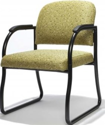 Evergreen Guest Chair 603A by RFM Preferred Seating