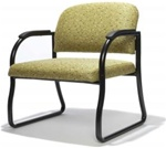 Evergreen Big an Tall Guest Chair 604A by RFM Preferred Seating